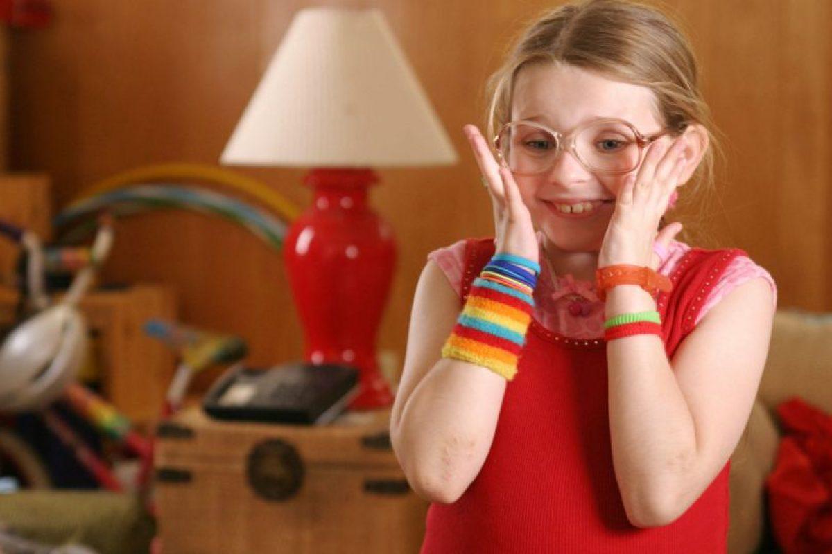 """Era """"Olive"""", la protagonista de """"Pequeña Miss Sunshine"""". Foto:vía Fox Searchlight. Imagen Por:"""