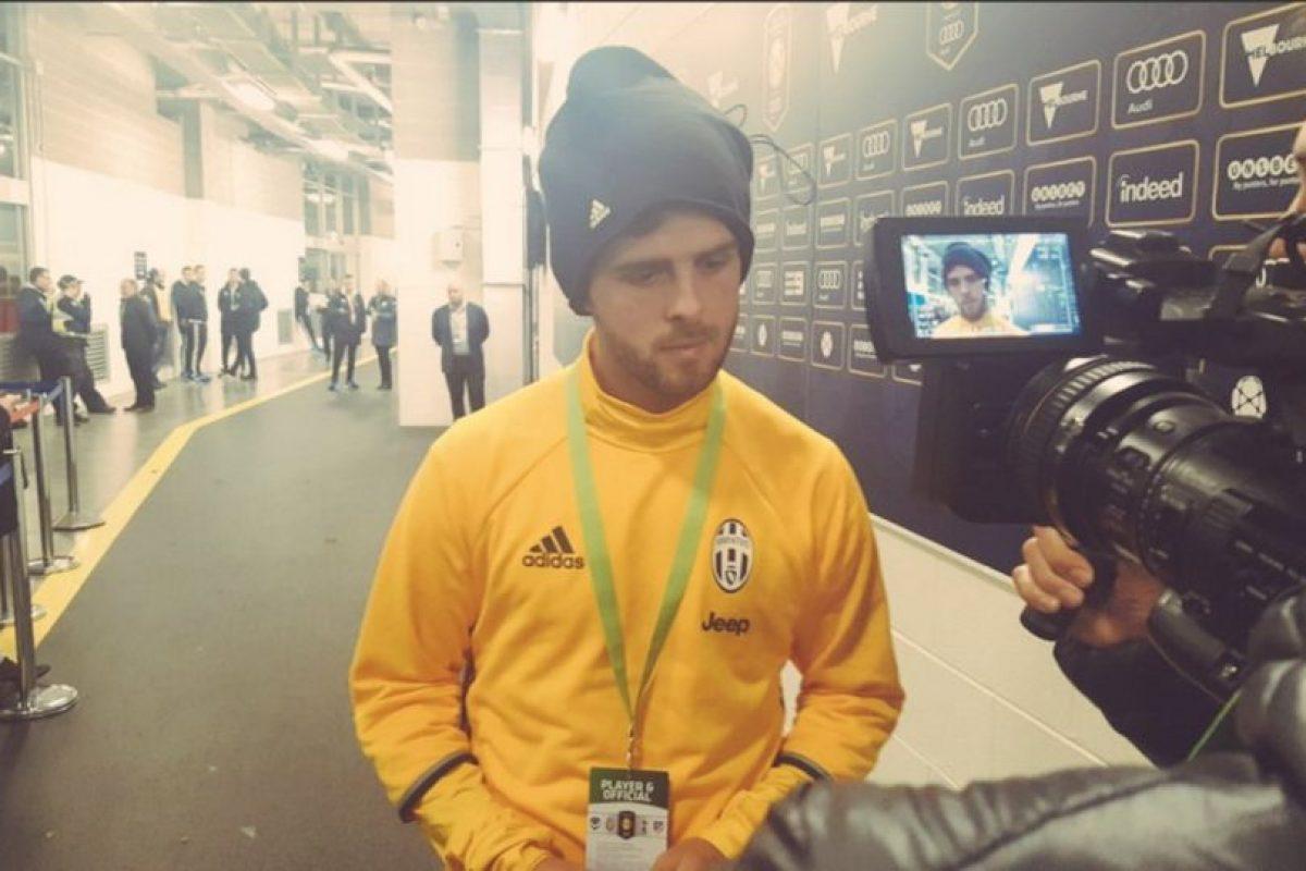 Miralem Pjanic fue otra de las grandes contrataciones Foto:Twitter Juventus. Imagen Por: