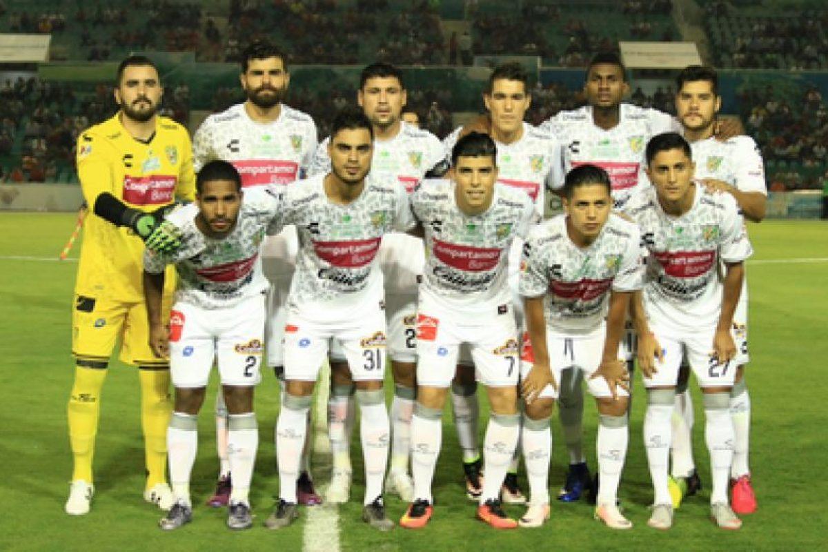 1. Jaguares de Chiapas – 16 Foto:Twitter. Imagen Por: