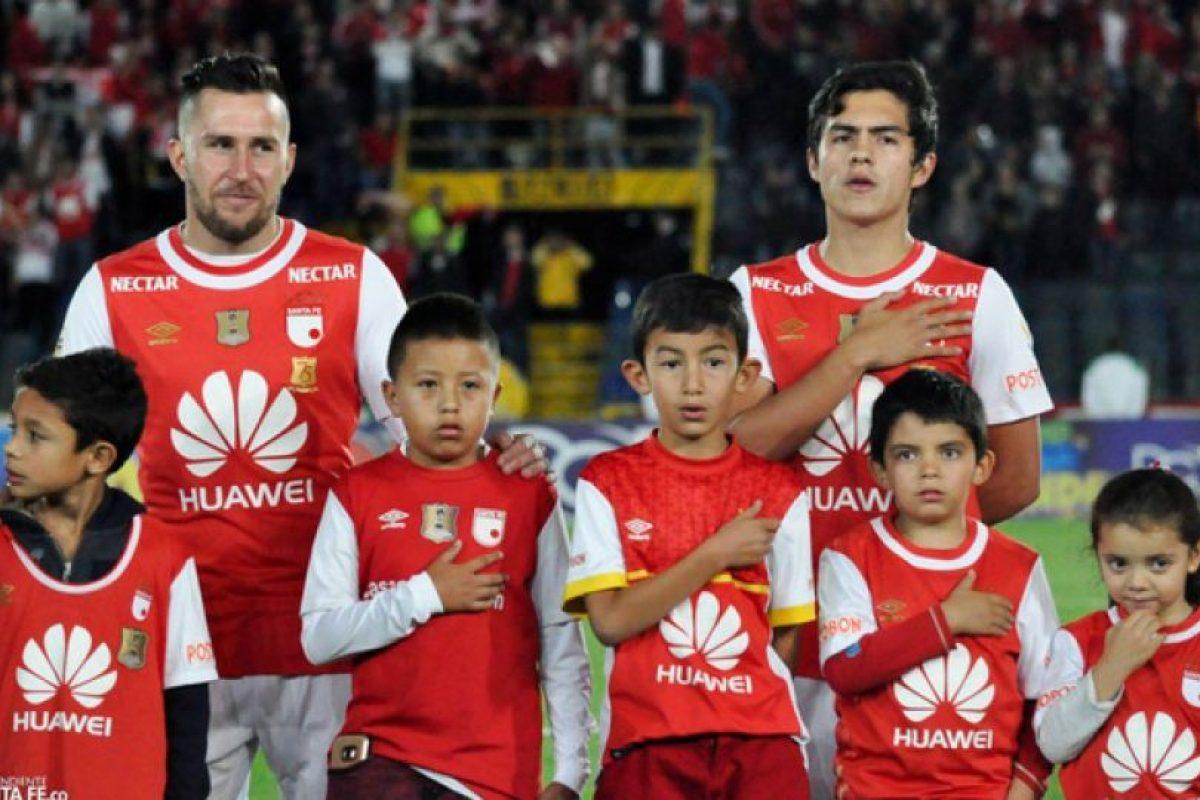 4. Independiente Santa Fé – 12 Foto:Getty Images. Imagen Por: