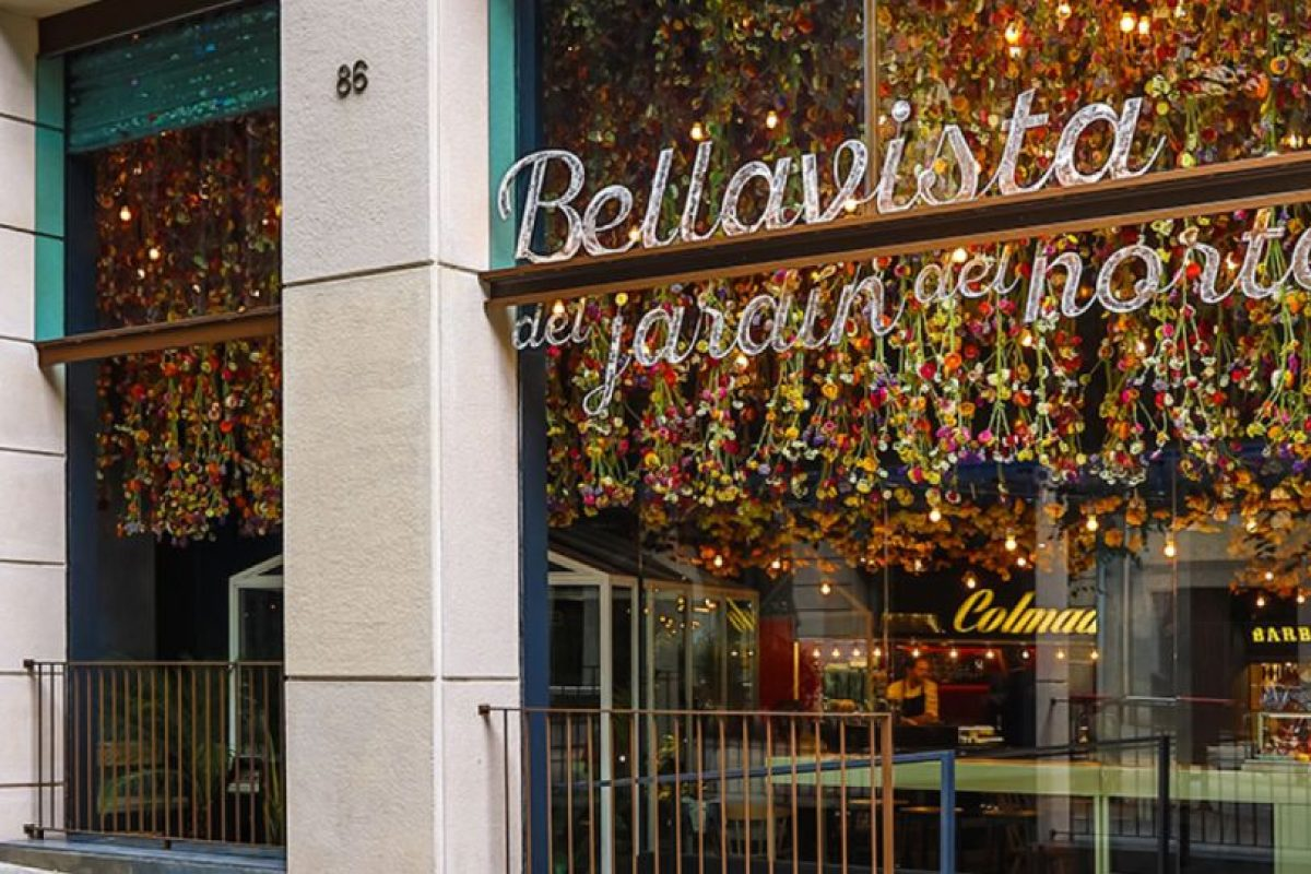 Así luce el restaurante de Lionel Messi Foto:Vía bellavista.barcelona. Imagen Por:
