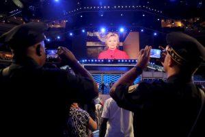 En 2008 fue derrotada por Obama. Foto:vía MWN. Imagen Por: