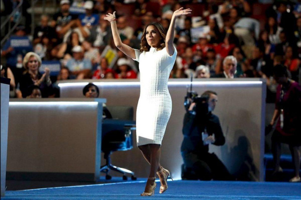 Eva Longoria habló de sus raíces mexicanas. Foto:Getty Images. Imagen Por: