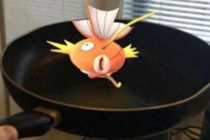 ¿Alguien quiere filete? Foto:Pokémon Go. Imagen Por: