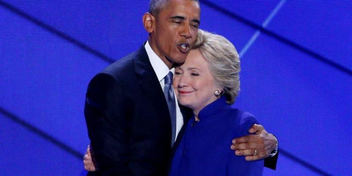Las mejores frases del poderoso  discurso de Obama a favor de Hillary Clinton