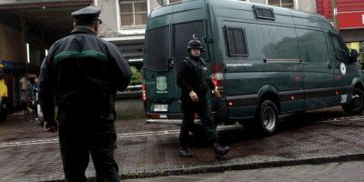 Caso Matute: ministra en visita interroga en tribunales a los dos detenidos