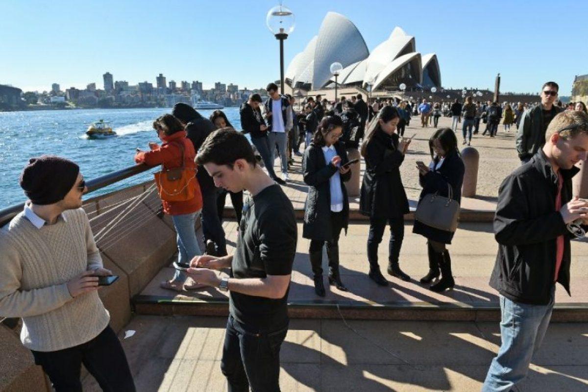 Australia Foto:AFP. Imagen Por: