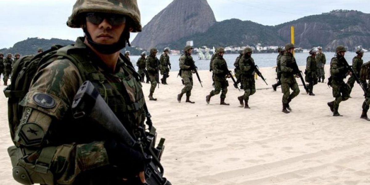 Brasil: detienen a otro sospechoso de terrorismo a una semana de los JJOO de Río 2016
