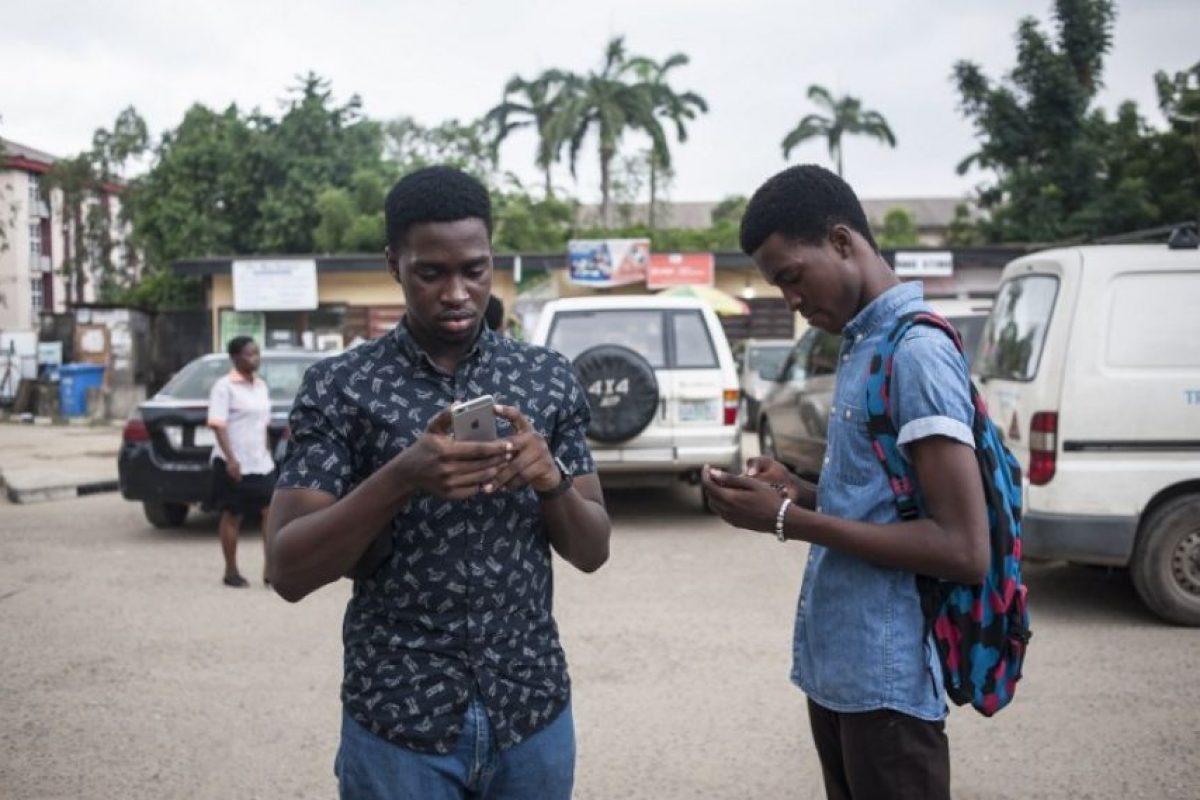 Nigeria Foto:AFP. Imagen Por:
