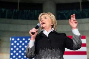 En la convención han hablado víctimas de las masacres de Sandy Hook y Orlando. También la activista y actriz Sigourney Weaver. Foto:Getty Images. Imagen Por:
