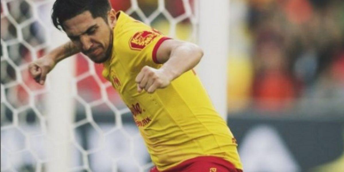 Chileno goleador: Diego Valdés convirtió en el triunfo del Morelia en la Copa MX