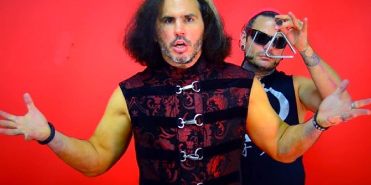 El misterioso mensaje de los hermanos Hardy antes de venir a Chile
