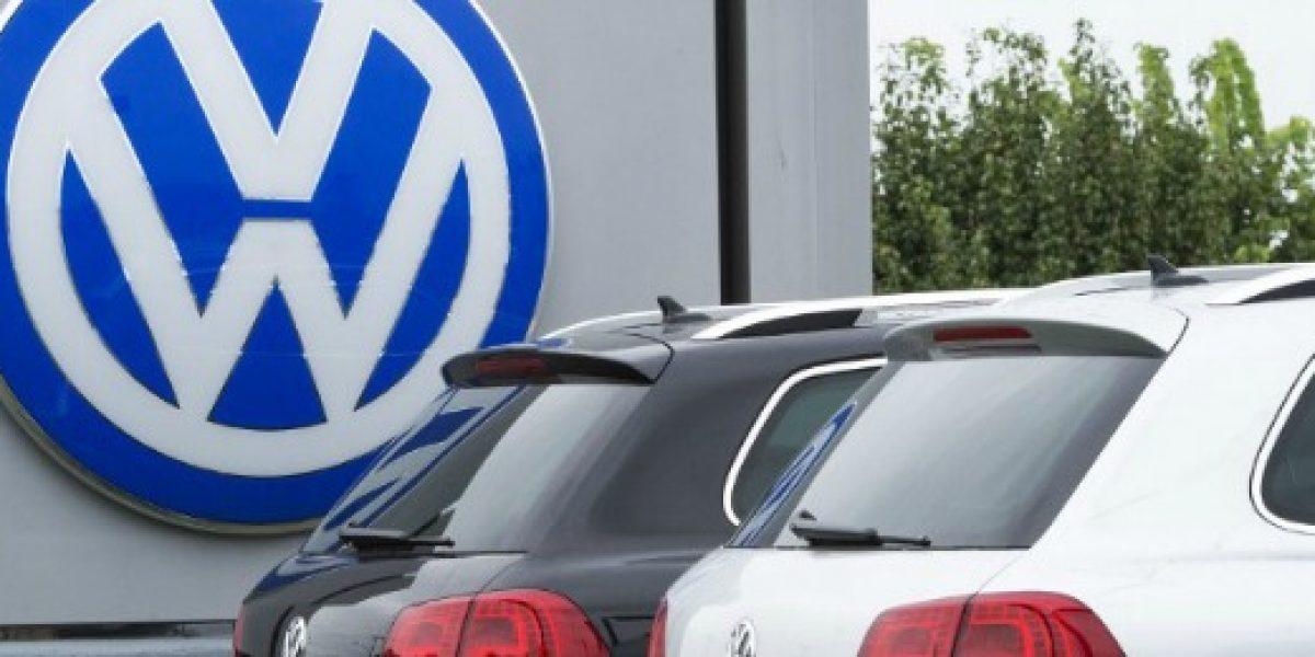 Beneficios de Volkswagen se redujeron un 36,8% durante el primer semestre