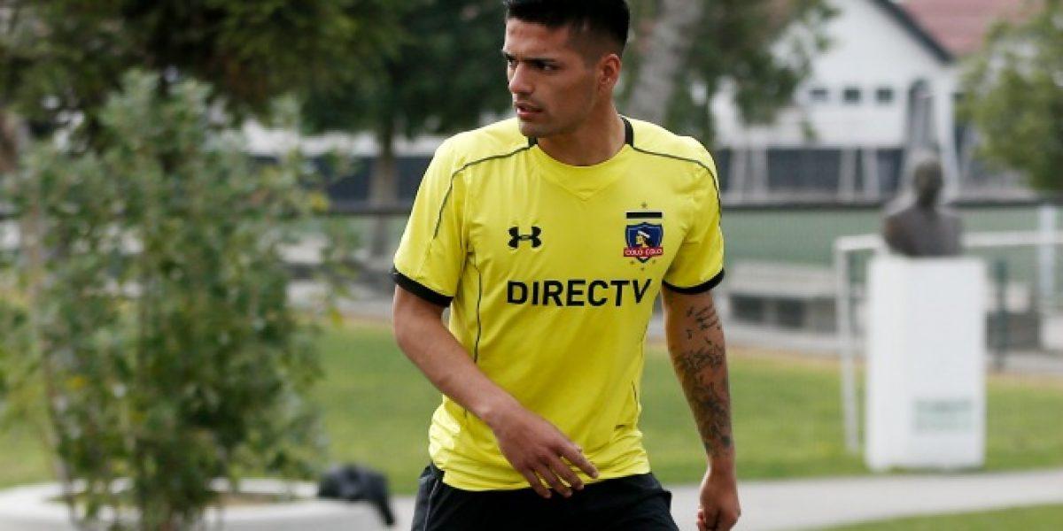 Felipe Campos y su arribo a Colo Colo: