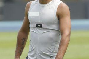 El delantero argentino volvió de las vacaciones y algunos notaron que lo hizo con unos kilos de más Foto:Getty Images. Imagen Por: