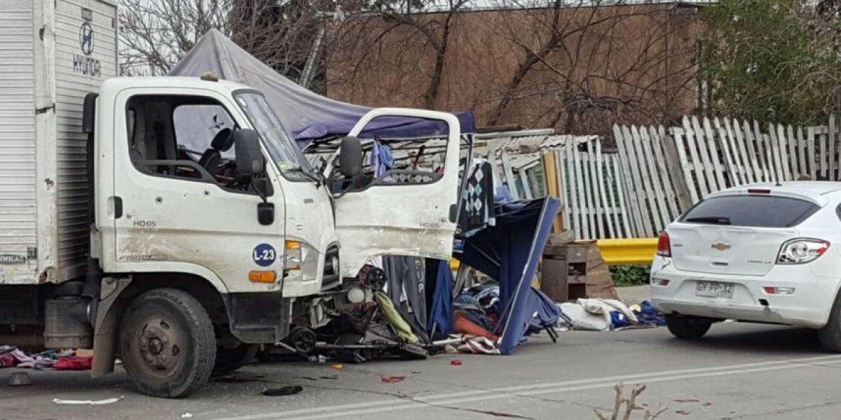 El extenso prontuario del menor de 12 años que protagonizó atropello en Puente Alto
