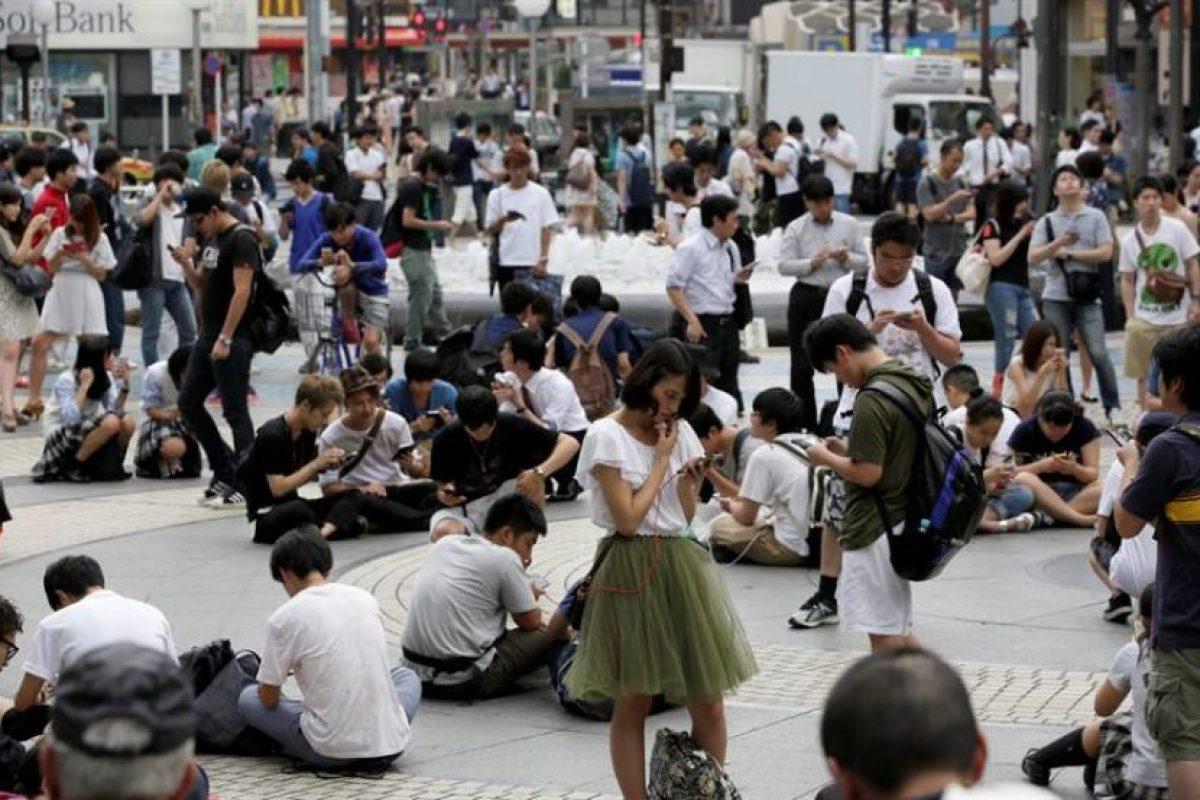 Japón Foto:EFE. Imagen Por: