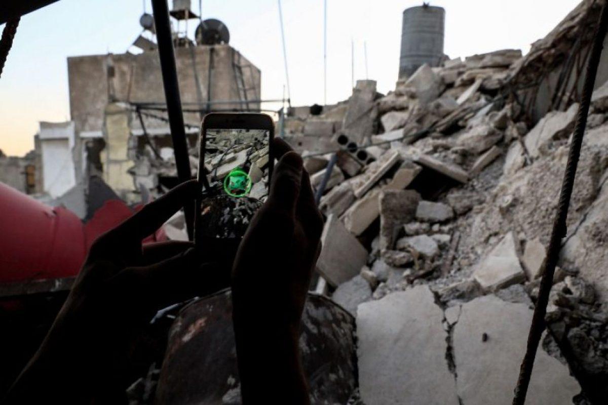 Siria Foto:AFP. Imagen Por: