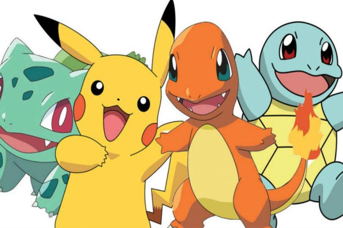 La gente está por las calles atrapando pokémon. Foto:Pokémon. Imagen Por: