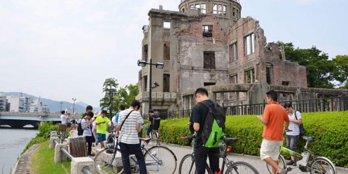 Piden que monumento a víctimas de bomba atómica de Hiroshima salga de Pokémon Go