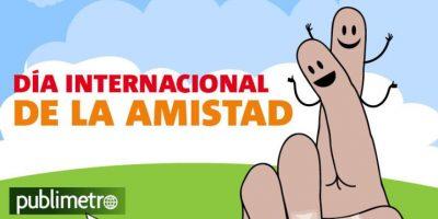 Infografía: Día Internacional de la Amistad