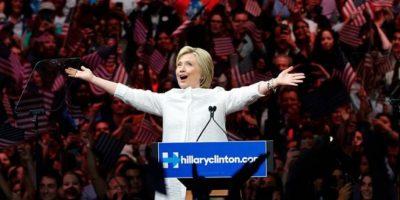 Hillary Clinton confirma candidatura por el Partido Demócrata a la presidencia de EEUU