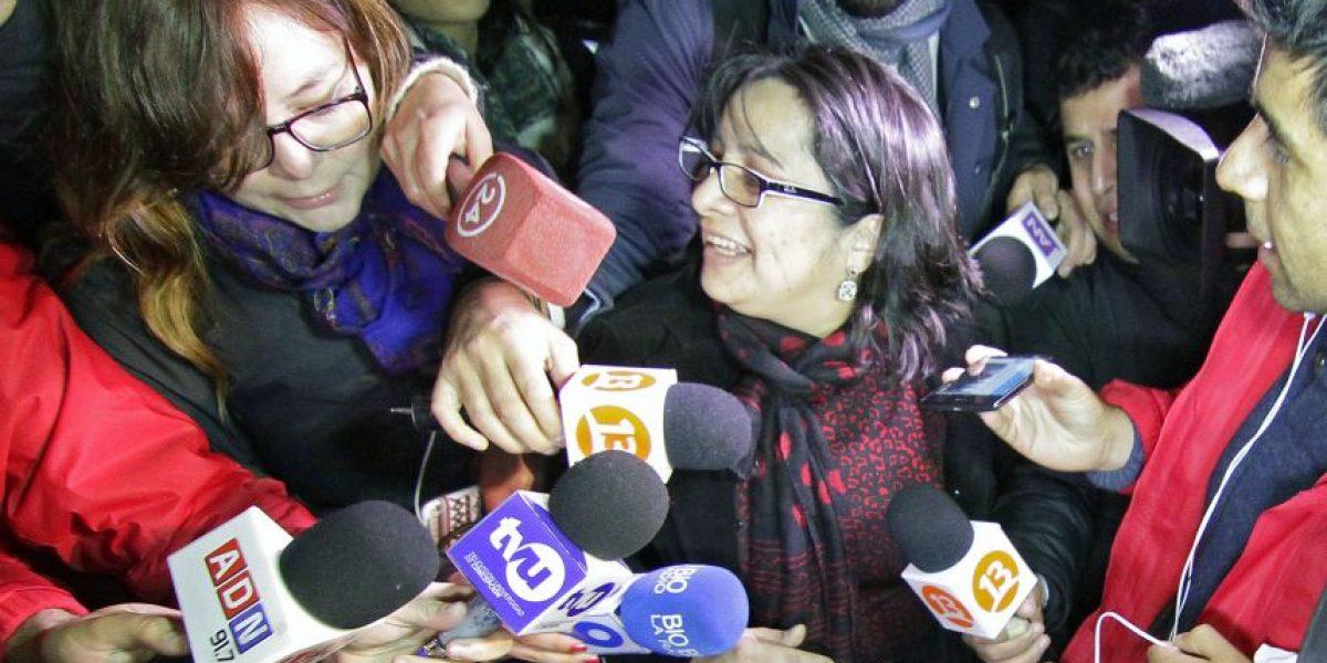 Caso Matute: en libertad detenidos tras declarar ante ministra Carola Rivas