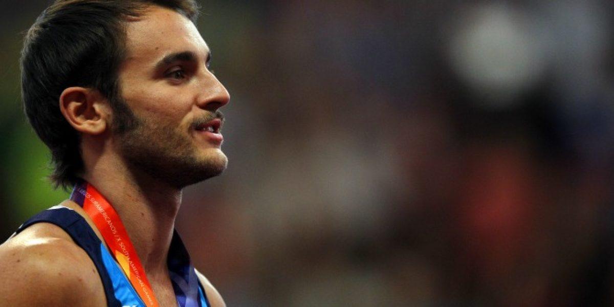 ¿Será así? Tomás González debería aspirar a la plata en Río 2016