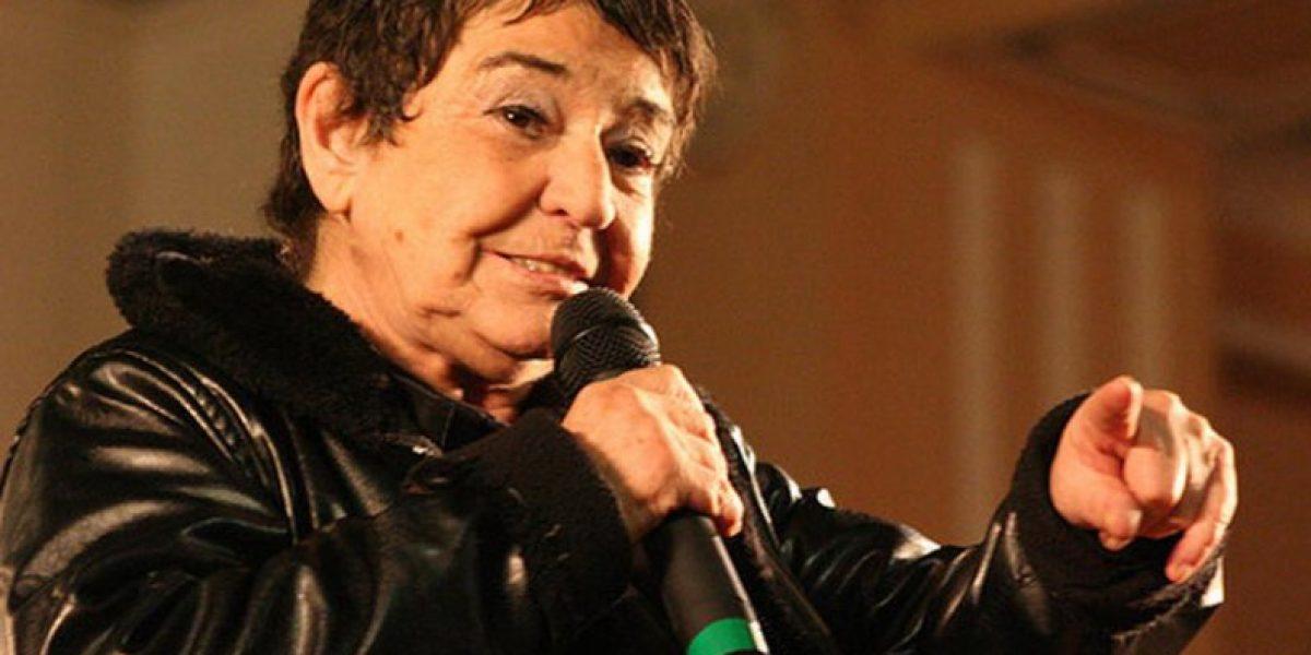 Cecilia se encuentra internada por complicaciones tras show en Antofagasta