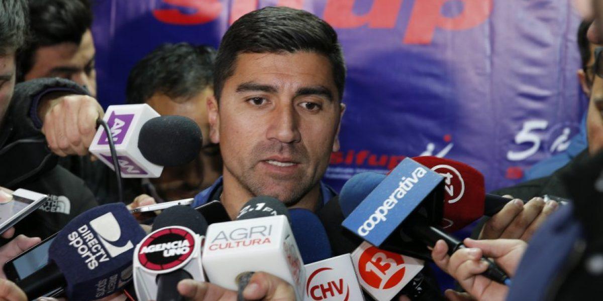 Las horas previas a la renuncia de David Pizarro: