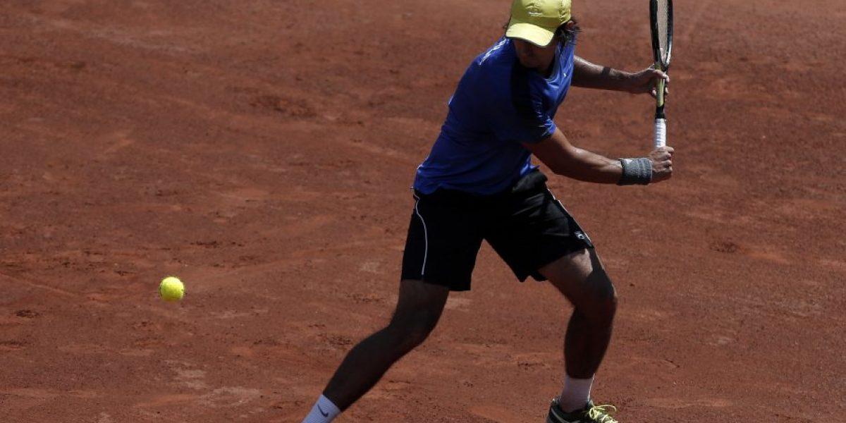 Imparable: Julio Peralta irá por su segundo título seguido en dobles
