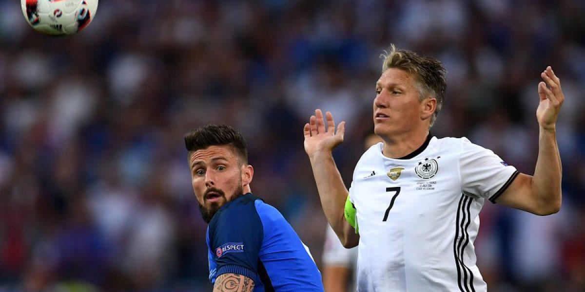 Fin de un era: Bastian Schweinsteiger anunció su retiro de la selección de Alemania