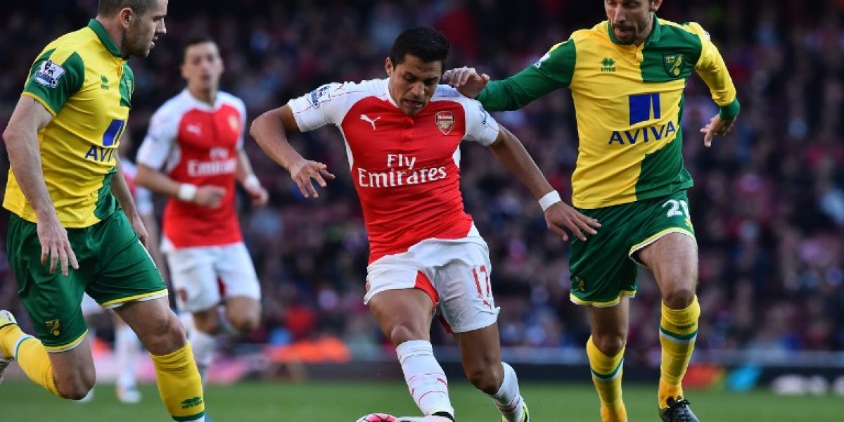 De regreso: Alexis Sánchez vuelve a Londres para integrarse al Arsenal