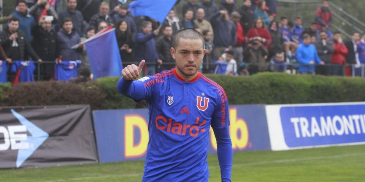 Con Bose de titular: Beccacece tiene el primer 11 de la U en el torneo de Apertura