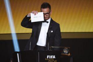 Wendell Lira ganó el Premio Puskas a principio de año por su golazo en la victoria de Goianésia sobre o Atlético Goaiania Foto:Getty Images. Imagen Por: