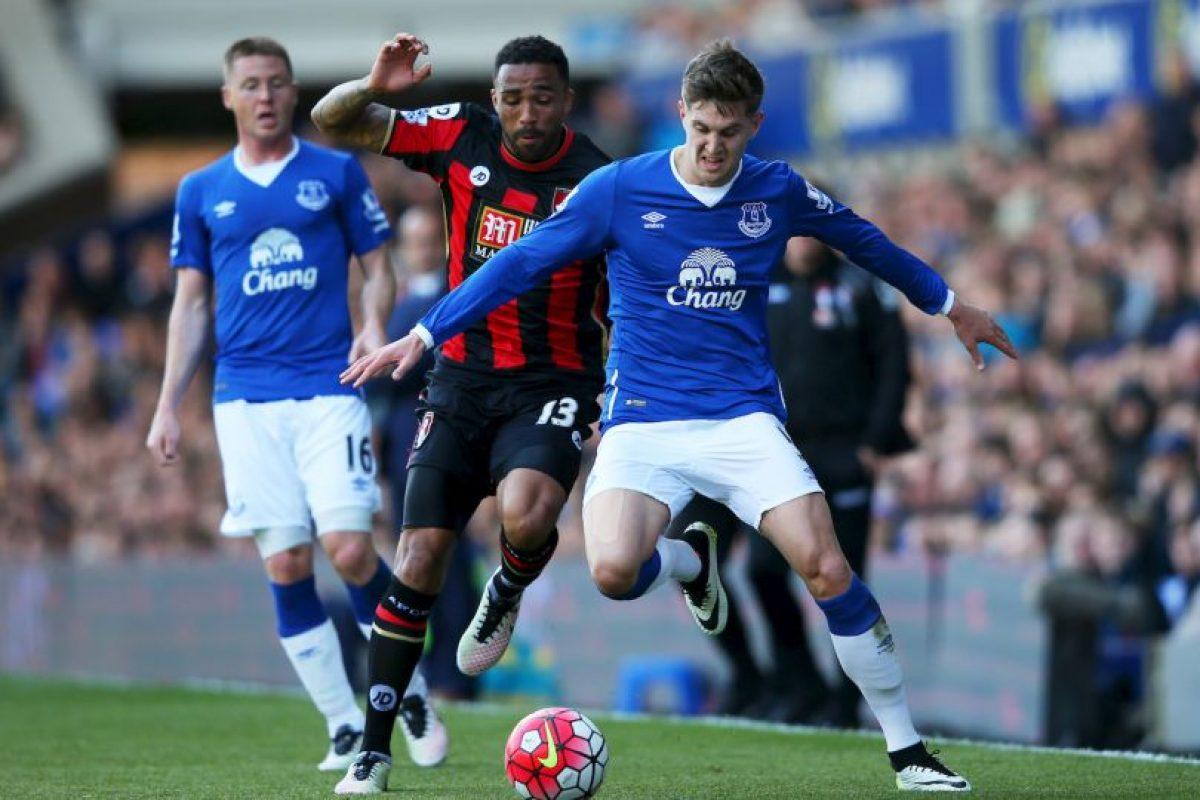 John Stones del Everton es otro de las contrataciones que quiere el DT Foto:Getty Images. Imagen Por: