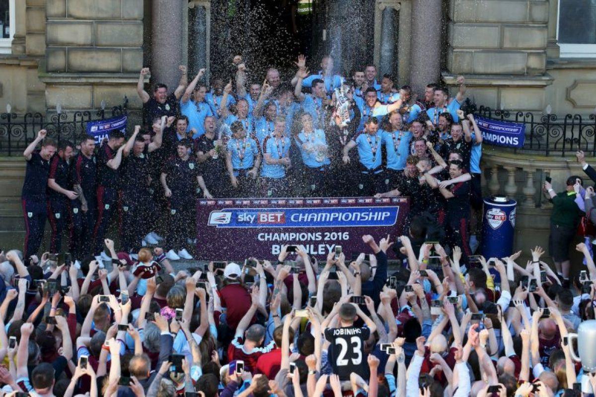 El recién ascendido Burnley es otro que está entre los menos odiados Foto:Getty Images. Imagen Por: