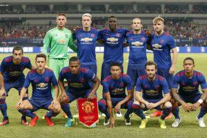Manchester United salió del primer lugar y fue desplazado por Chelsea Foto:Getty Images. Imagen Por: