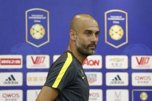 Guardiola ya tiene claro los refuerzos que quiere para su Manchester City Foto:Getty Images. Imagen Por: