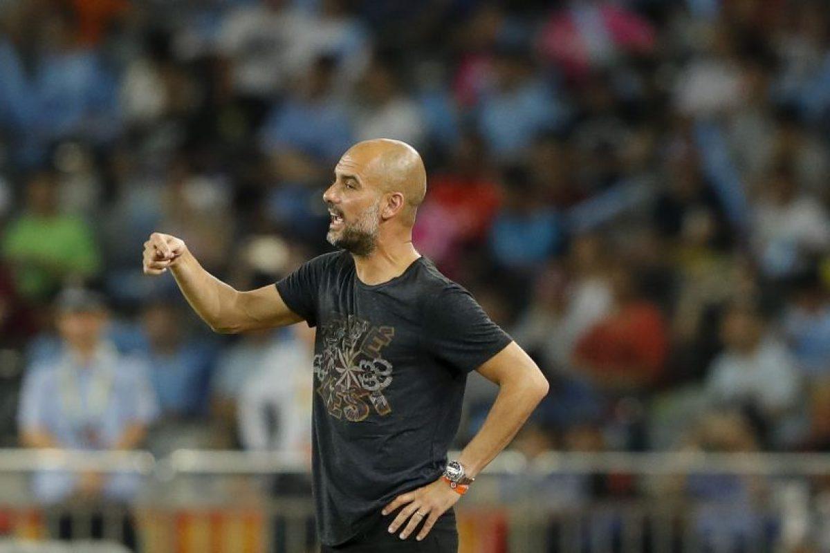 'Si viene estaremos contentos, y si se queda, me alegraré por los aficionados del Schalke', dijo el técnico Foto:Getty Images. Imagen Por: