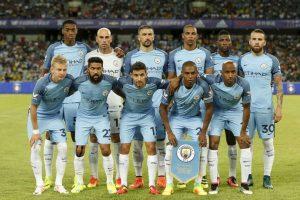 Manchester City entra fuerte en la lista y está en el cuarto lugar Foto:Getty Images. Imagen Por: