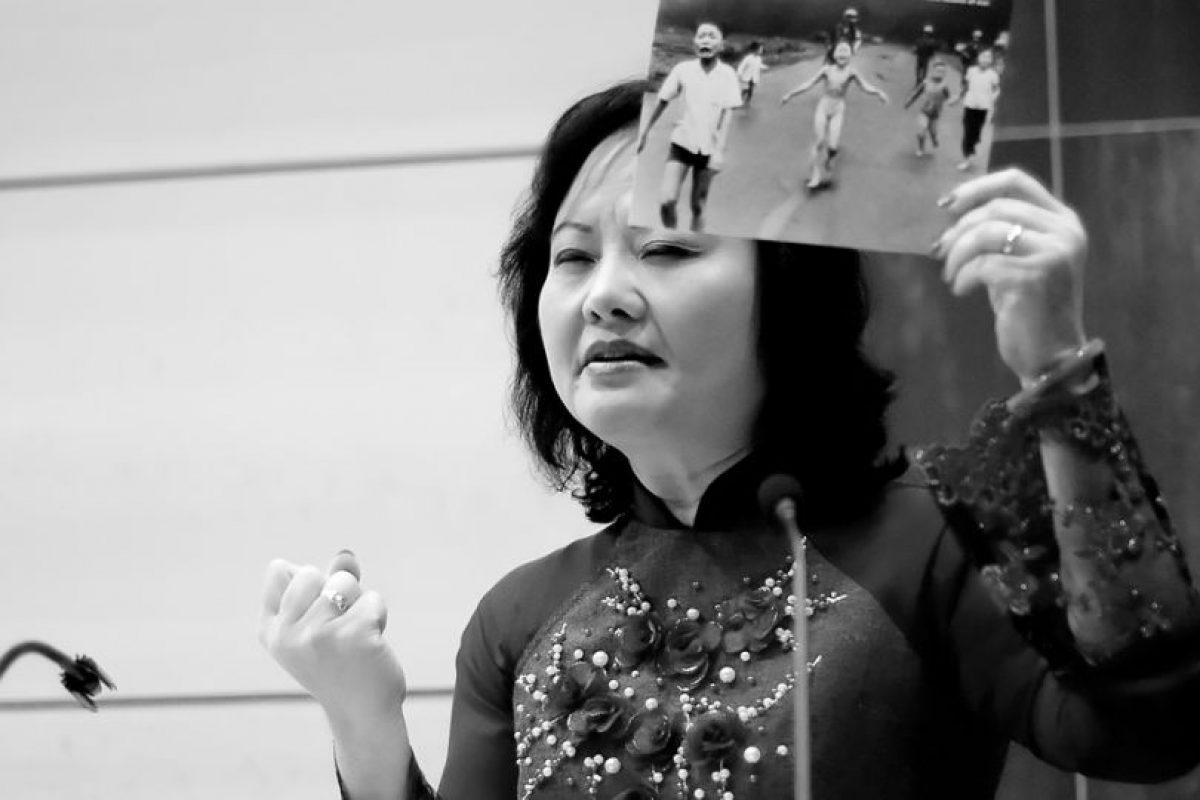 Foto:Kim Phuc Foundation. Imagen Por: