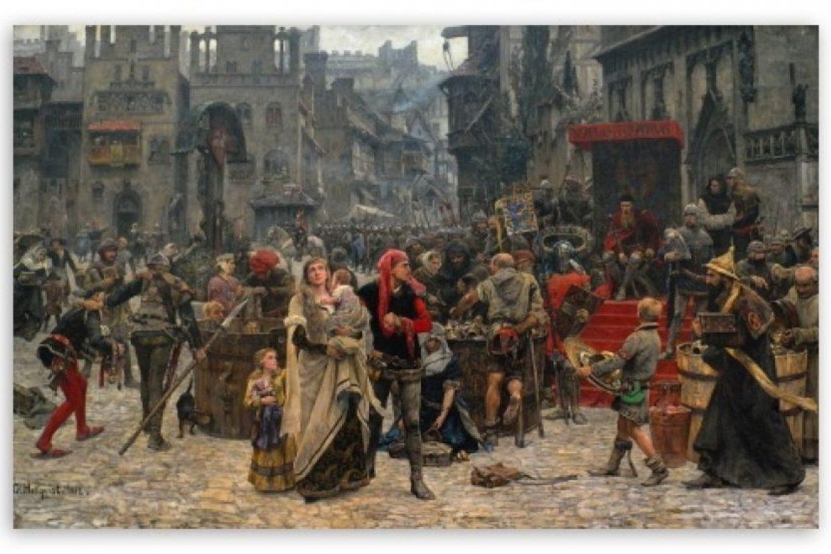 Para el primer milenio A.D, el papa Silvestre II afirmó que el 1 de enero del año 1000 el mundo se acabaría. Foto:vía Wikipedia. Imagen Por: