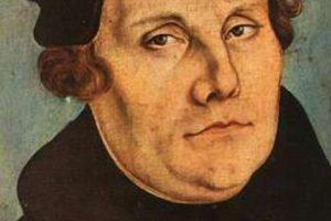 Para 1500, Martin Lutero también dijo que el mundo se acabaría ese año. Foto:vía Wikipedia. Imagen Por: