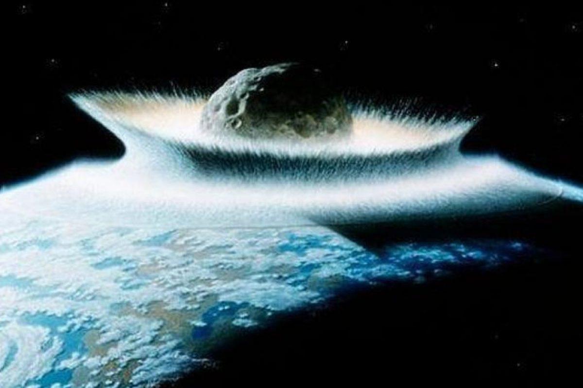 Supuestamente, todos nos moriremos en septiembre, ya que un asteroide colapsará y nos matará a todos, así como a los dinosaurios. La NASA dice que no habrá tal cosa, pero esta es una de las tantas veces que han dicho que el mundo terminará. Foto:vía NASA. Imagen Por: