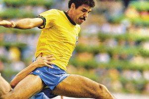 Es hija de Toninho Cerezo, exfutbolista de la Selección de Brasil Foto:AFP. Imagen Por:
