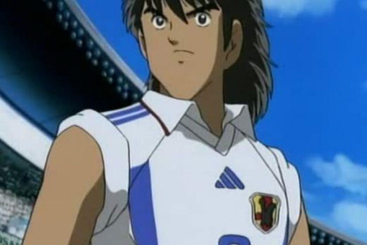 Steve Hyuga. Goleador nato, que llevó a la Selección de Japón a la cima del fútbol Foto:Twitter. Imagen Por:
