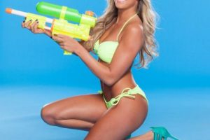 Kelly Kelly Foto:WWE. Imagen Por: