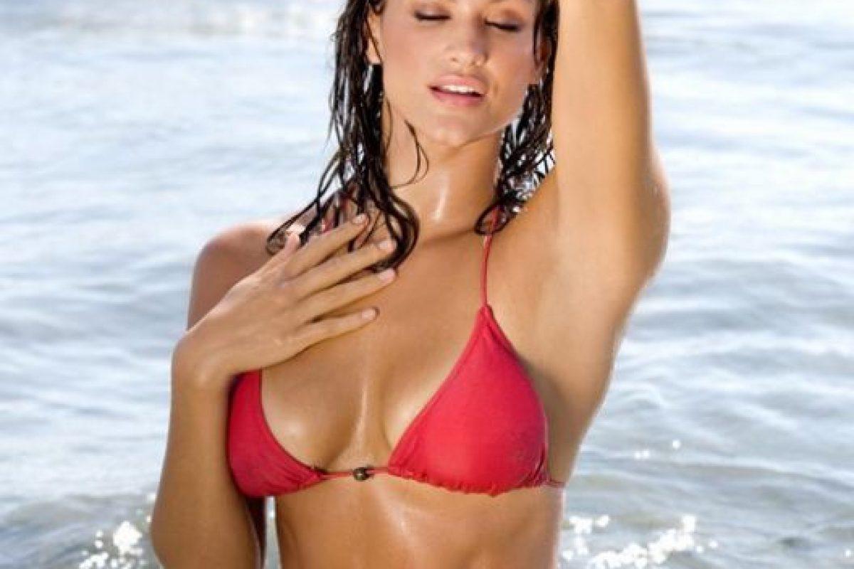 Eve Torres Foto:WWE. Imagen Por: