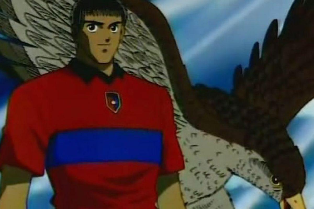 Rivaul. Uno de los mejores jugadores del mundo. Su personaje estaba basado en el brasileño Rivaldo. Imagen Por: